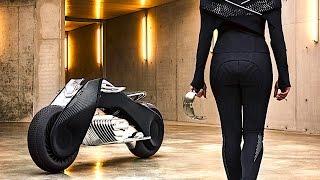 Download BMW Self Driving Motorbike REVIEW BMW Vision 100 BMW Self Balancing Motorcycle Review CARJAM Video