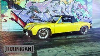 Download [HOONIGAN] DT 132: Jeff Zwart's 1970 Porsche 914-6 Video