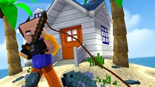 Download Minecraft HELLO NEIGHBOR ROLEPLAY! - HOW DID HE GET HERE?(Minecraft Roleplay) Video
