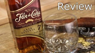 Download Flor de Caña 7 Gran Reserva - Full Review Video