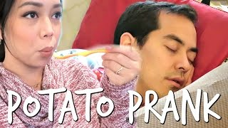 Download POTATO PRANK ON THANKSGIVING! - November 24, 2016 - ItsJudysLife Vlogs Video