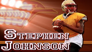 Download 6'3 QB Stephen Johnson II : College of the Desert 2015 3 Game Highlights Video