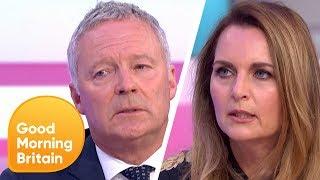 Download Rory Bremner & Debra Stephenson Do Theresa May and Boris Johnson Impressions | Good Morning Britain Video