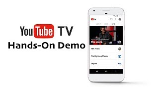 Download YouTube TV First Look: Better Than DirecTV Now? Video