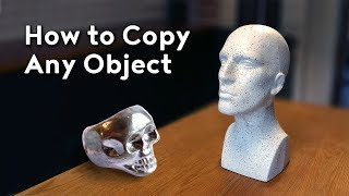 Download How to Copy (almost) Any Object Video
