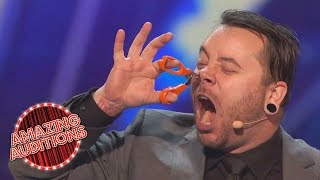 Download America's Got Talent 2016 - Most Dangerous Acts of the Year - Part 3 Video