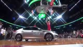Download Blake Griffin - 2011 NBA Slam Dunk Contest (Champion) Video