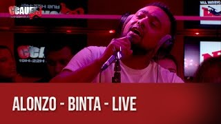 Download Alonzo - Binta - Live - C'Cauet sur NRJ Video
