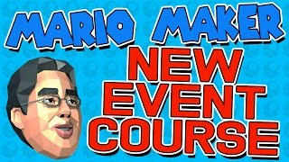 Download NEW EVENT COURSE! | Dr. Kawashima's Athletic Training | Super Mario Maker Video