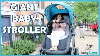 Download CHICAGO AND THE GIANT BABY STROLLER Video