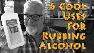 Download 6 Cool Uses for Rubbing Alcohol Video