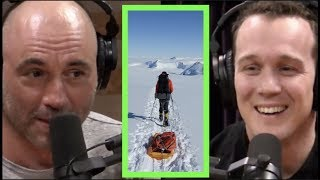 Download Colin O'Brady Completed First Unaided Solo Trek Across Antarctica | Joe Rogan Video