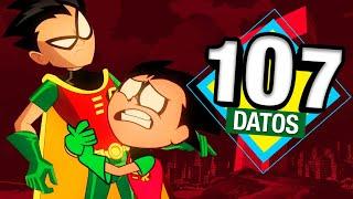 Download 107 Datos De Jóvenes Titanes Que DEBES Saber (Atómico #71) en Átomo Network Video