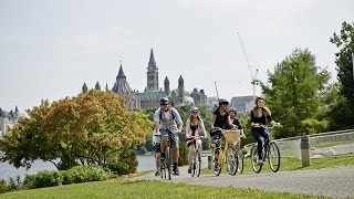 Download Ottawa, the Cyclist's City | Ottawa Tourism Video