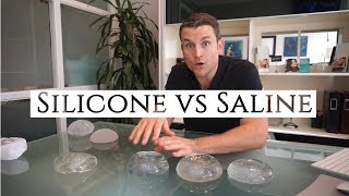 Download Silicone vs Saline. Which Breast Implant Is Best For You? Video