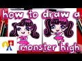 Download How To Draw Draculaura Monster High Mini Video
