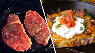 Download Delicious Steak Dinner Recipes With A Twist Video