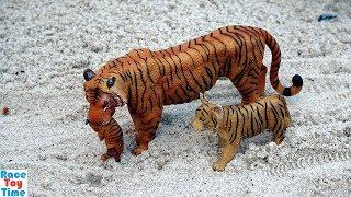 Download Animal Planet Wild Animals Transport Playset Fun Toys Video For Kids Video