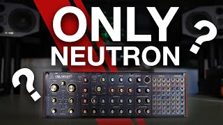 Download Build A Track Only Using The Behringer Neutron Video