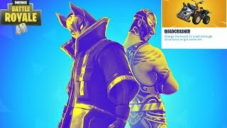 Download Fortnite New Quadcrasher + In Game Tournaments Update Countdown + Gameplay! (Fortnite New Update) Video
