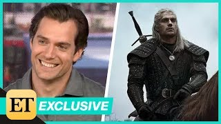 Download Comic-Con 2019: The Witcher: Henry Cavill On Becoming Geralt (Exclusive) Video