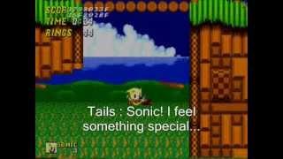 Download Hyper Sonic & Super Tails in : Emerald Hill Zone Video