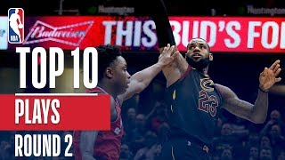 Download Top 10 Plays of the 2018 NBA Playoffs: Conference Semifinals Video