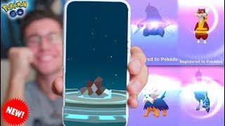 Download THE BEST NEW POKÉMON? Evolving to NEW GEN 5 in Pokémon GO! Video