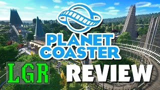 Download LGR - Planet Coaster Review Video