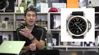 Download Tim's Top 5 Watch Complications ! Video