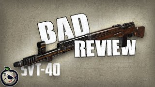 Download Bad Review: SVT-40 - Call of Duty WW2 Bad Review on the SVT 40 | Satire Review Video