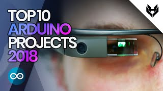 Download Top 10 Arduino Projects 2018   Amazing Ardiuno School Projects Video