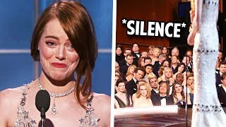 Download Awkward Oscars Speeches That Made Audience Squirm Video
