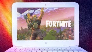 Download Can You Play Fortnite on a $200 Laptop? Video