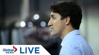Download Canada election: Liberal Leader Justin Trudeau expected to make speech following election win | LIVE Video
