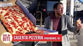 Download Barstool Pizza Review - Caserta Pizzeria (Providence, RI) Bonus Wimpy Skippy Video