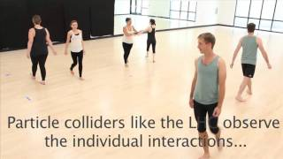 Download The Higgs Boson and Symmetry - Dance Your PhD Video