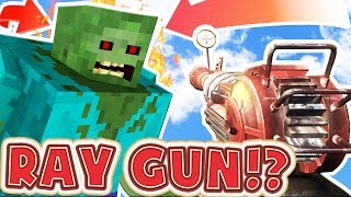 Download NEW OVERPOWERED WEAPONS MINECRAFT MEETS CALL OF DUTY ZOMBIES - BRAND NEW HYPIXEL MINIGAME Video
