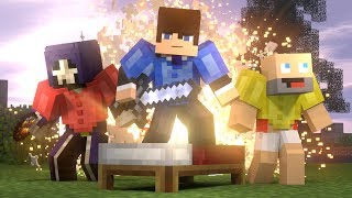 Download Bed Wars: FULL ANIMATION (Minecraft Animation) [Hypixel] Video