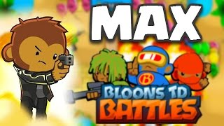Download UNLIMITED COBRA TOWERS | CRAZY BLOONS TD BATTLES GAMEPLAY Video