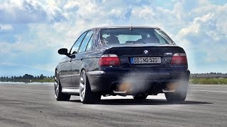 Download BMW M5 E39 Supercharger Acceleration Sound Video