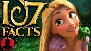 Download 107 Tangled Facts YOU Should Know! - Disney 107 Facts! (Tooned Up #257) | ChannelFrederator Video