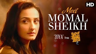Download Meet Momal Sheikh as Zoya | Happy Bhag Jayegi Video