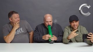 Download U.S. Vets with PTSD Smoke Weed Together | Strange Buds | Cut Video