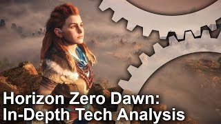 Download [4K] Horizon Zero Dawn In-Depth Tech Analysis Video