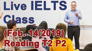 Download IELTS Live Class - Academic Reading - Strategies for Band 9 Video