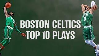 Download Boston Celtics Top 10 Plays of the Series vs Philadelphia 76ers (2018 Playoffs) Video