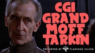 Download CGI GRAND MOFF TARKIN - Rogue One: A Star Wars Story Video