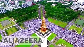 Download Jakarta rally: Protesters demand governor's arrest Video