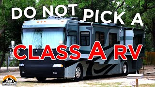 Download 19 Reasons to Choose a Class C and not a Class A RV! Video